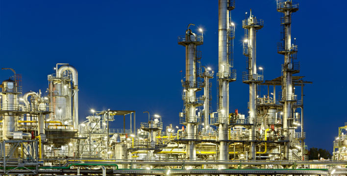 Refineries, Pipelines, And Fuel Testing Labs