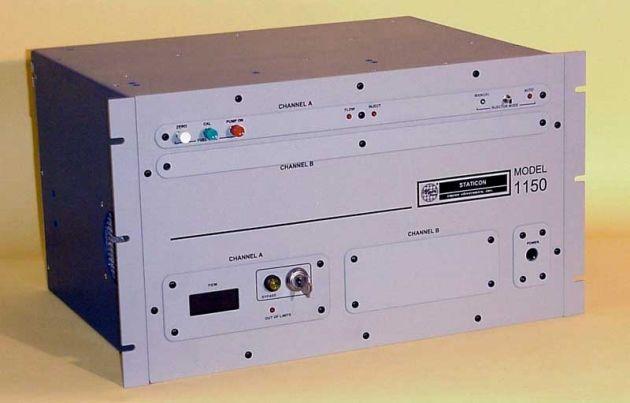 Emcee Conductivity Meter : Model staticon emcee electronics